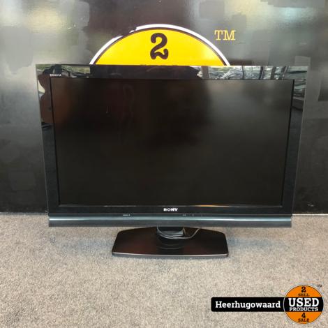 Sony KDL-37W5720 37'' HD Ready TV - Streep in scherm