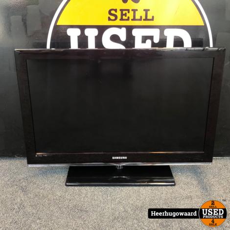 Samsung LE32C530F1W 32'' Full HD LCD TV incl. AB