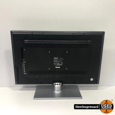 Akai ALED2203 22'' Full HD LCD TV + DVD Speler excl. AB