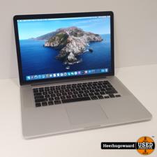 MacBook Pro 15 Inch 2013 - i7 2,4GHz 8GB 256GB 1 Cycli