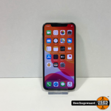 iPhone 11 Pro 64GB Silver in Zeer Nette Staat - Accu 100%