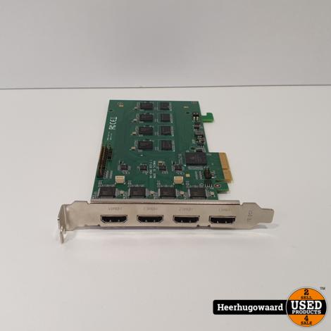 Advantech DVP-7031HE CaptureCard Voor PC in Nieuwstaat
