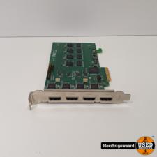 Advantech DVP-7031HE Capture Card Voor PC in Nieuwstaat