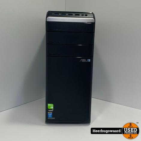 Asus M51AD-NL017S Desktop PC - i7-4790S 3,2GHz 4GB 1TB/64GB SSD