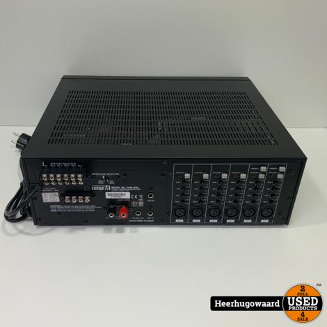 InterM PAM-120A Public Adress Amplifier in Nette Staat