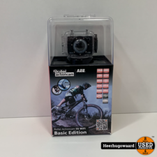 Rollei Actioncam 5S WiFi Outdoor Edition Compleet ZGAN in Doos