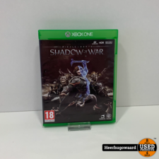Xbox One Game: Shadow Of War