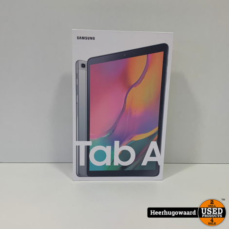 Samsung Galaxy Tab A 10.1'' 2019 32GB Silver Nieuw in Seal