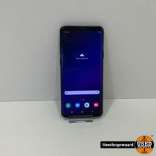 Samsung Galaxy S9 Plus 64GB Black in Goede staat