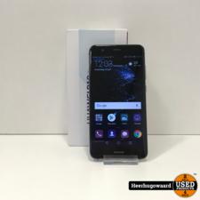 Huawei P10 Lite 32GB Zwart in Doos in Nette Staat