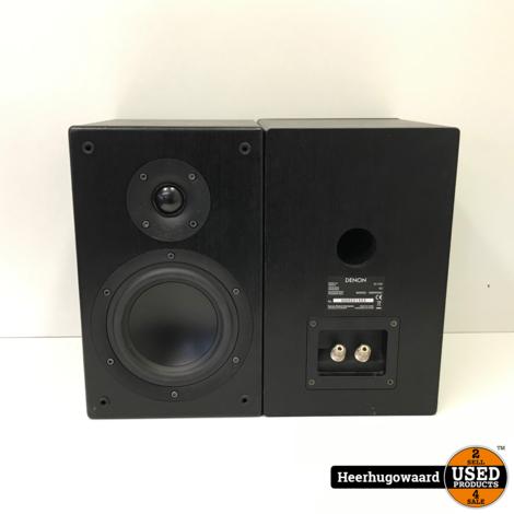 Denon SC-F107 Speakers Zwart 6 Ohm 60Watt in Goede Staat