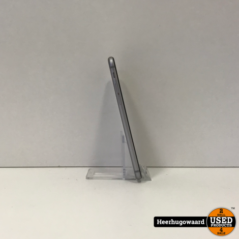 iPhone 6 16GB Space Gray in Goede Staat