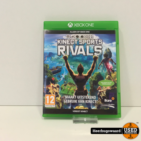 Xbox One Game: Kinect Sports Rivals