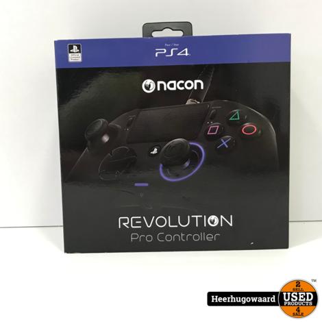 Nacon Revolution Pro Controller voor PS4 in Nette Staat