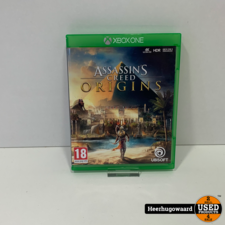 Xbox One Game: Assassin's Creed Origins