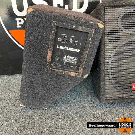 LEM H 200MA Actieve Speaker 12 Inch 250W (Per Stuk)