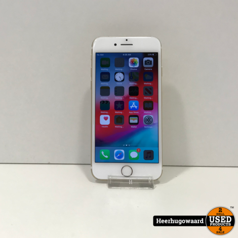 iPhone 7 32GB Gold in Goede Staat - Accu 100%