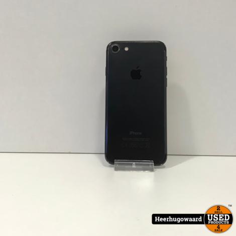 iPhone 7 32GB Black in Goede Staat - Accu 100%