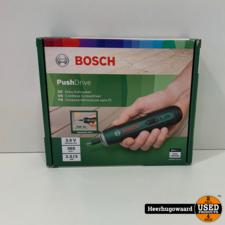 Bosch Schroevendraaier PushDrive 3,6V Nieuw in Doos