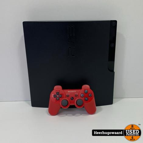 Playstation 3 Slim Compleet in Goede Staat