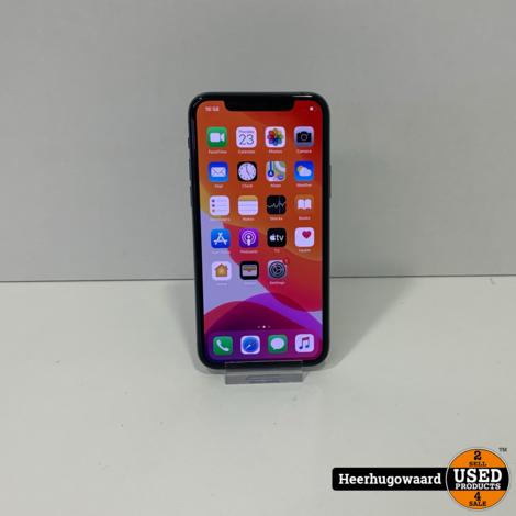 iPhone 11 Pro 64GB Midnight Green in Zeer Nette Staat - Accu 100%