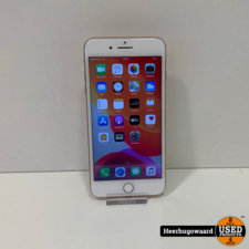 iPhone 8 Plus 64GB Gold in Zeer Nette Staat - Accu 100%