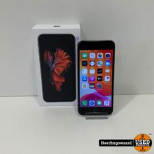iPhone 6S 16GB Space Gray in Doos in Nette Staat