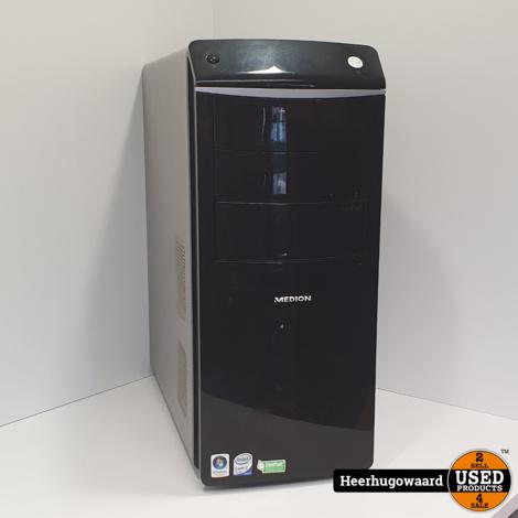 Medion Desktop - Intel Pentium Dual, 4GB 250GB