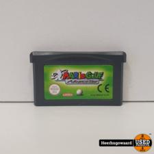 Gameboy Advance Game: Mario Golf Advance Tour