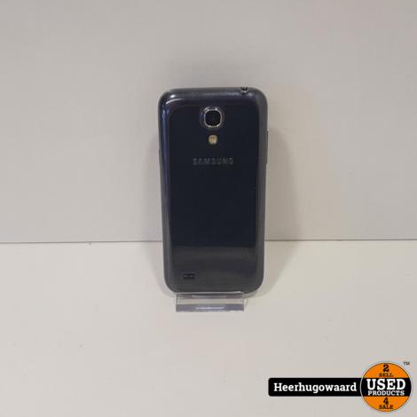 Samsung Galaxy S4 Mini 8GB Blauw in Nette Staat