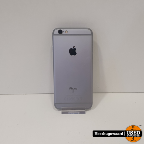iPhone 6S 32GB Space Gray in Goede Staat