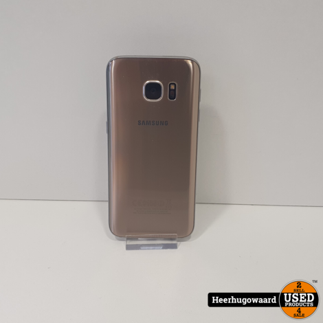 Samsung Galaxy S7 32GB Gold in Goede Staat