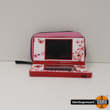 Nintendo DSi Rood incl. Lader in Goede Staat