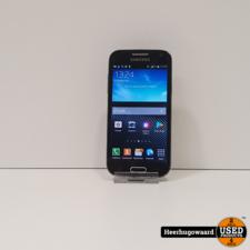 Samsung Galaxy S4 Mini 8GB in Goede Staat