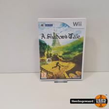 Nintendo Wii Game: A Shadow's Tale Compleet in Zeer Nette Staat