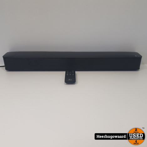 LG SK-1 Bluetooth Soundbar incl. AB in Nette Staat
