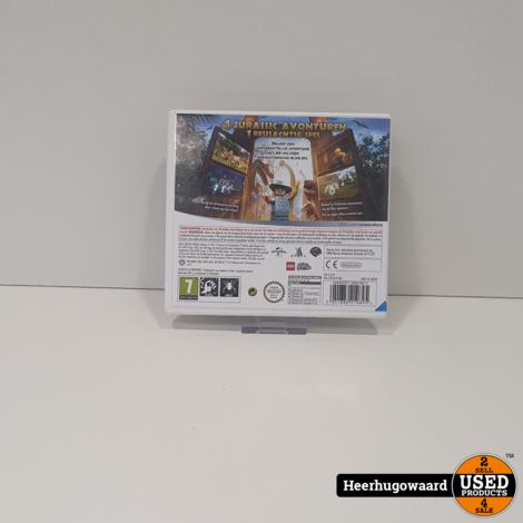 Nintendo 3DS Game: Jurassic World