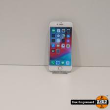 iPhone 6 64GB Silver in Redelijke Staat (Touch ID Defect)