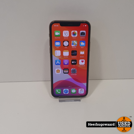 iPhone 11 Pro 64GB Gold in Nette Staat - Accu 100%