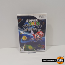 Nintendo Wii Game: Super Mario Galaxy