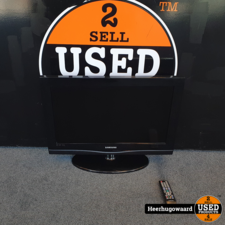 Samsung LE26C350D1W 26'' HD Ready TV zonder Standaard met AB