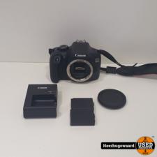 Canon EOS 1300D Losse Body in Zeer Nette Staat