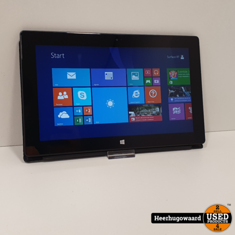 Microsoft Surface RT 10,6'' 64GB SSD in Nette Staat