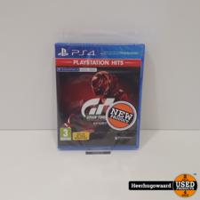 PS4 Game: Gran Turismo Sport VR Nieuw in Seal