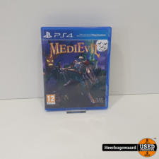 PS4 Game: MediEvil