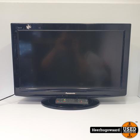 Panasonic TX-L26C10P 26'' HD Ready LCD TV incl. AB