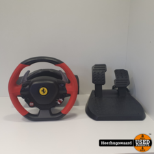Thrustmaster Ferrari 458 Spider Racing Wheel incl. Pedalen (Xbox One)