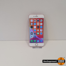 iPhone 7 32GB Rose Gold in Nette Staat