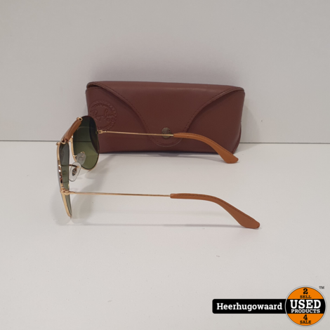 Ray-Ban Aviator Craft RB3422 Polarized Compleet in Nette Staat