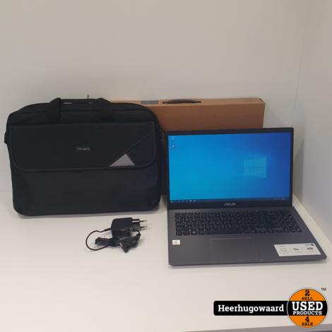 Asus X509JA-EJ031T 15,6'' Laptop Nieuw in Doos - i7-1065G7 8GB 512GB